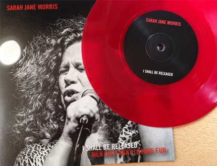 RED vinyl 7inch | Vinyl | 18TH APRIL 2015