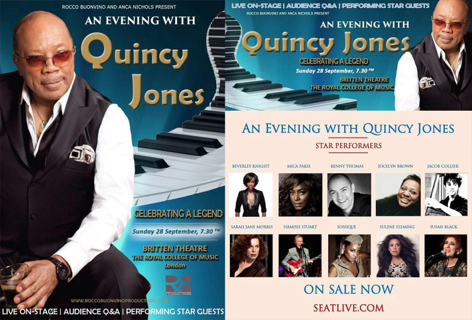 An Evening with Quincy Jones