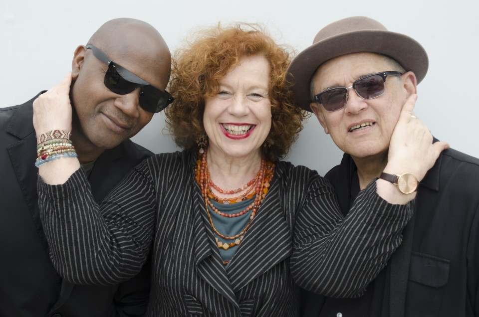 "Sarah Jane Morris with Tony Remy and Tim Cansfield ""Sweet Little Mystery"""