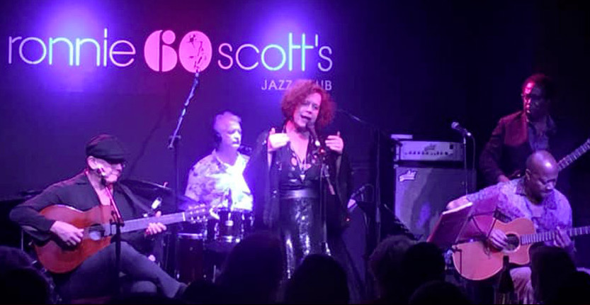Ronnie Scott's (rescheduled)
