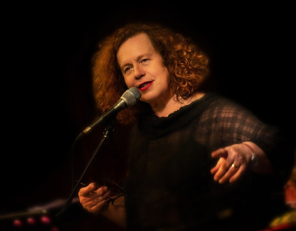 Sarah Jane Morris as special guest of the Golden Guys